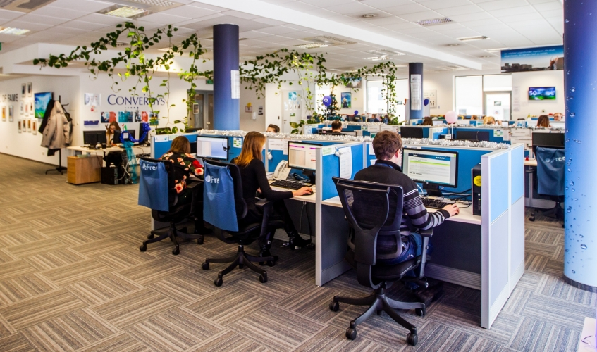 Convergys – a leader in the customer care industry