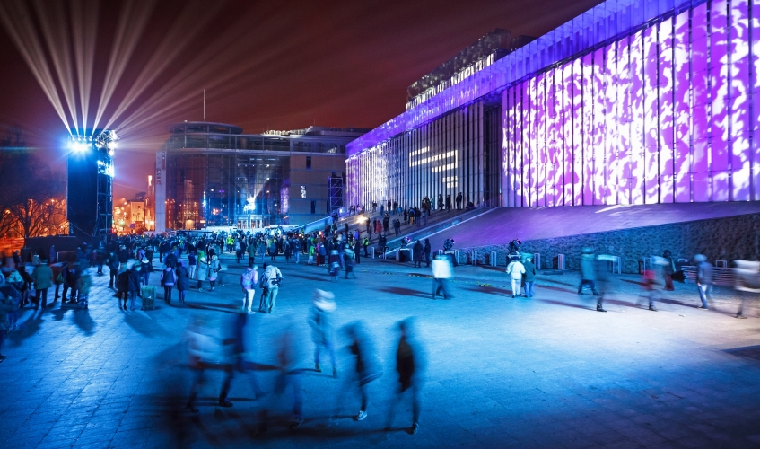 The Centre for the Meeting of Cultures - the culture, creativity and conference hub