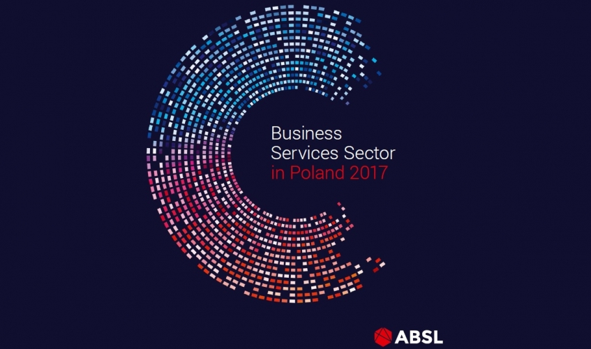 Business Services Sector in Poland 2017 - ABSL Report