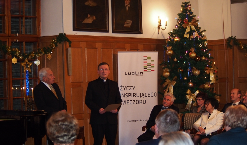 The Lublin Edmund Prost's Science Prize awarded