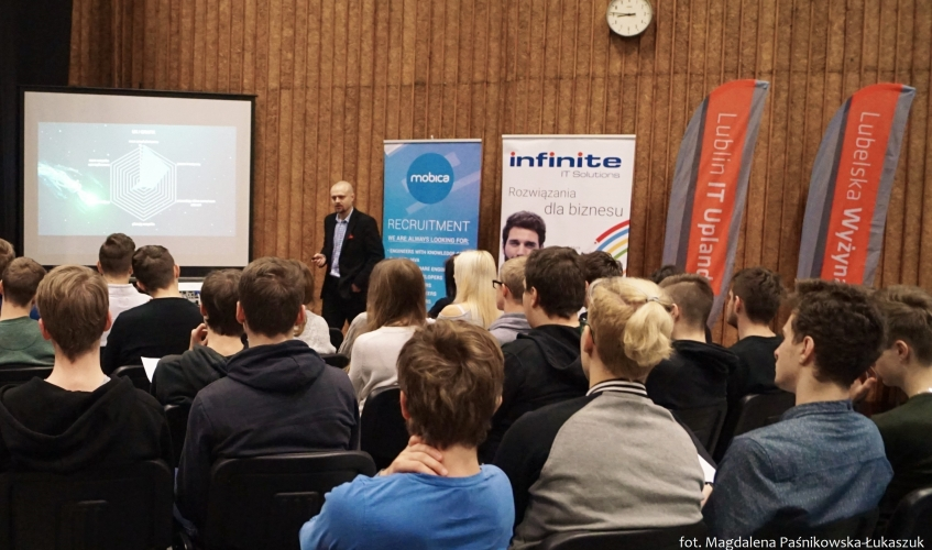 Cooperation of Lublin IT ecosystem - 'Student on the IT Upland'