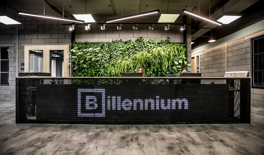 Billennium - a Polish IT company with global operations managed from Lublin
