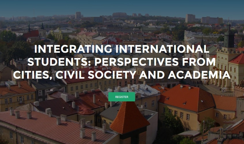 Integrating international students: perspectives from cities, civil society and academia