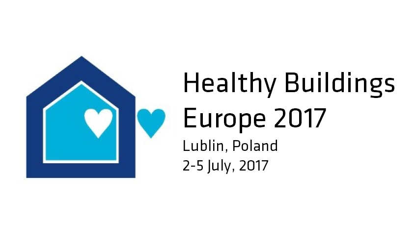 Healthy Buildings 2017 – Europe