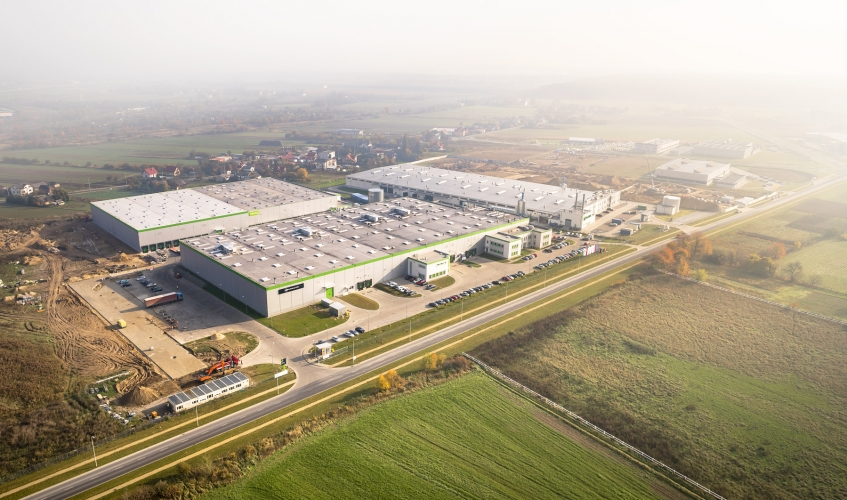 The first Turck factory in Poland will be built in Lublin!