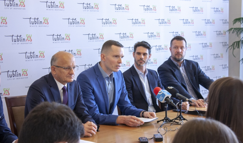 The company from Silicon Valley is developing dynamically in Lublin