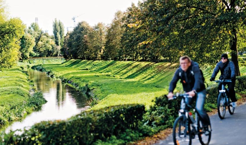 Bike Ranking of Cities 2018