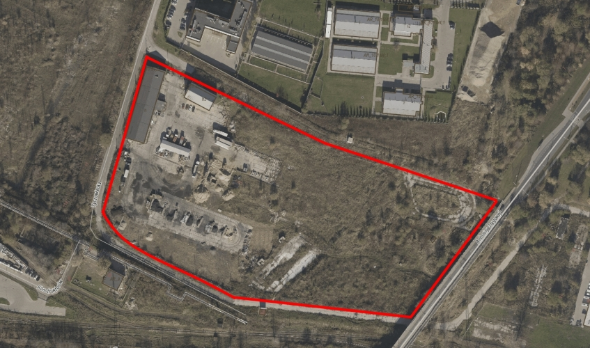 Brownfield land for sale