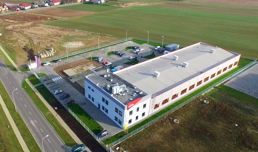 GT85 Polska expands its factory