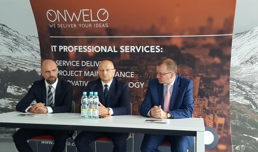 Onwelo opened its office in Lublin
