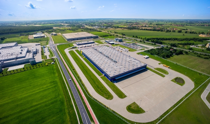 New investment in SEZ Lublin - GORBI