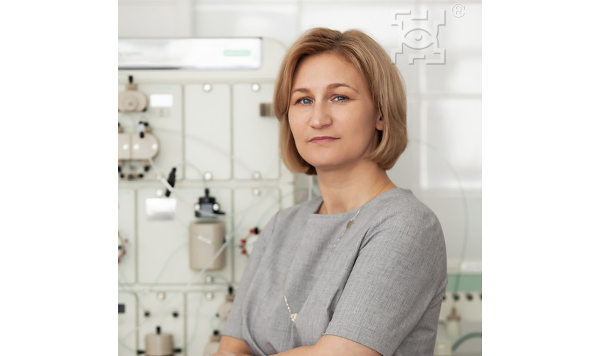 Magdalena Staniszewska, PhD, th co-founder of SDS Optic SA