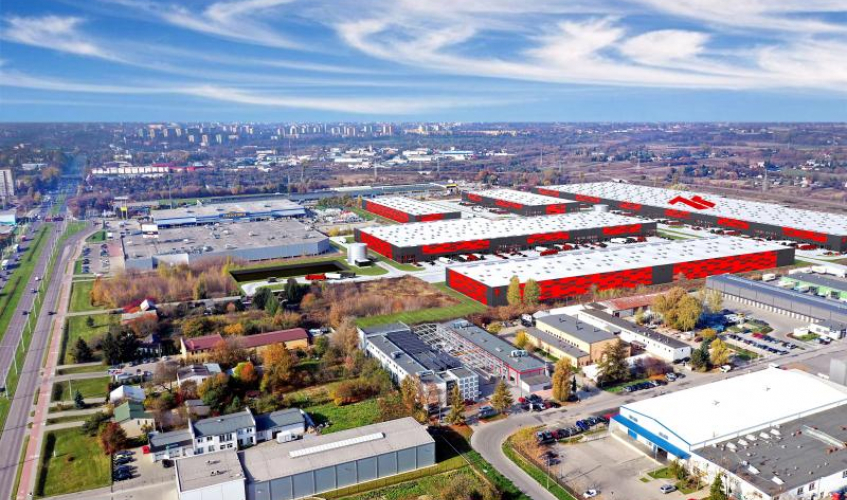 7R to invest in Lublin. Production and warehouse facilities will be developed at Mełgiewska Street