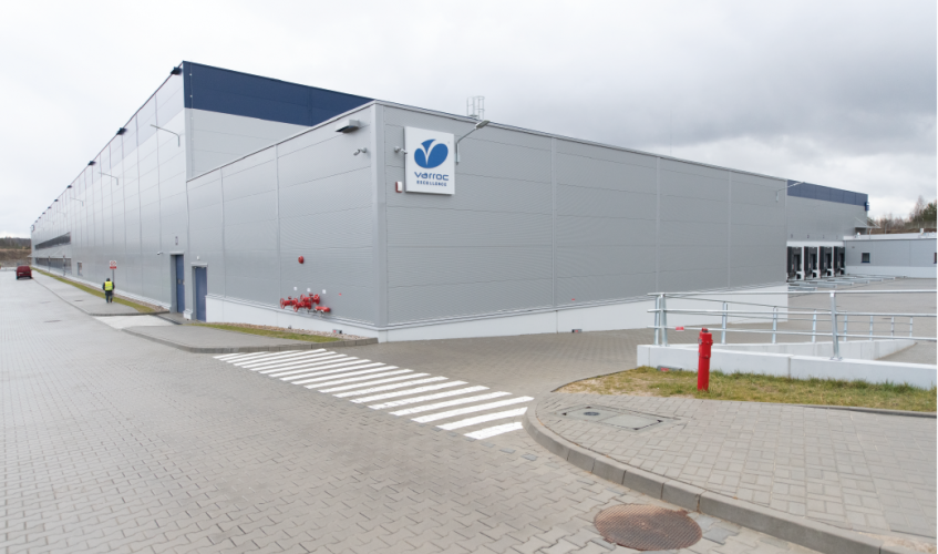 Another big production facility opened near Lublin.