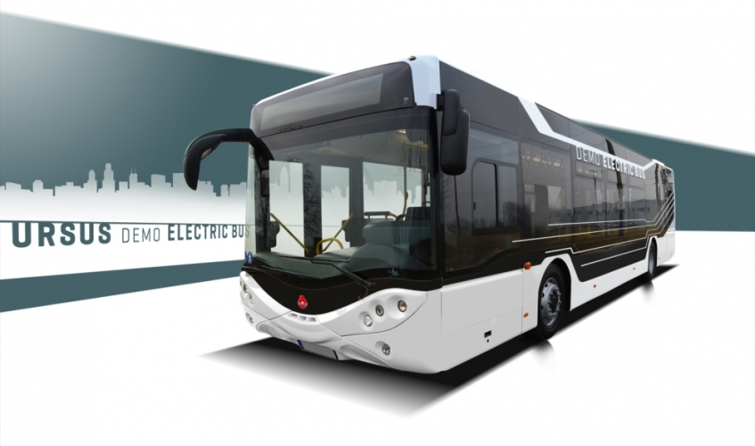 New hydrogen fueled bus from Lublin